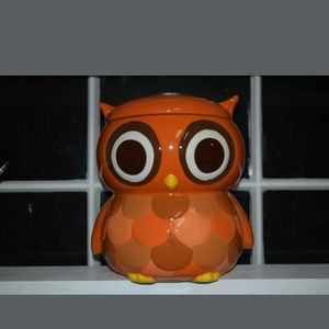 Other - Retro Style Owl Cookie Jar